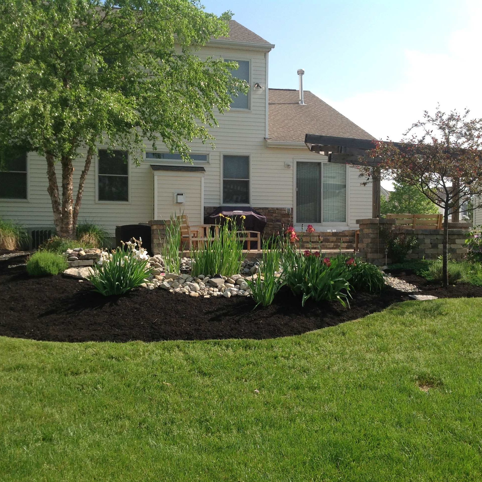 Ideal patio and landscaping companies From Lawn Care Delaware Ohio Landscaping Delaware